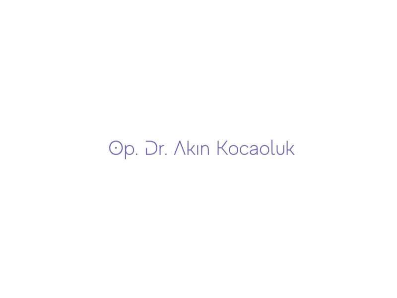 Op. Dr. Akın Kocaoluk